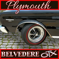 Scene 120: Plymouth Belvedeere GTX
