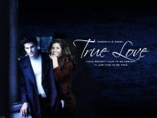True Love (Cordelia/Angel Art by Lysa Whitmore)