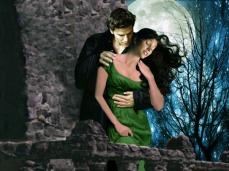Vampire's Embrace (Cordelia/Angel(us) Art by Lysa Whitmore)