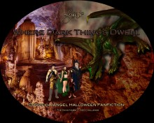 Where Dark Things Dwell (Art by Lysa)