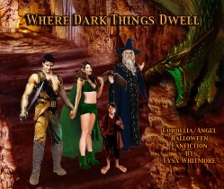 Where Dark Things Dwell / Close Up View (Art by Lysa)