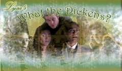 What the Dickens (Art by CordyNAngel)
