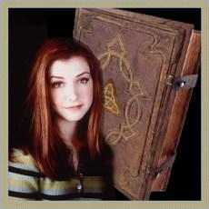 Scene 175: Willow's Spell Book