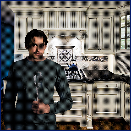 Xander_The Kitchen