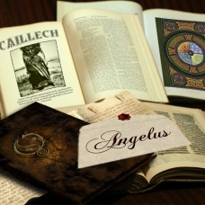 Scene 190: Giles and Wesley's Research