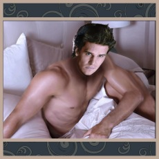 Scene 142: Angel in Bed